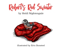 """Robert's Red Sweater"" Cover"